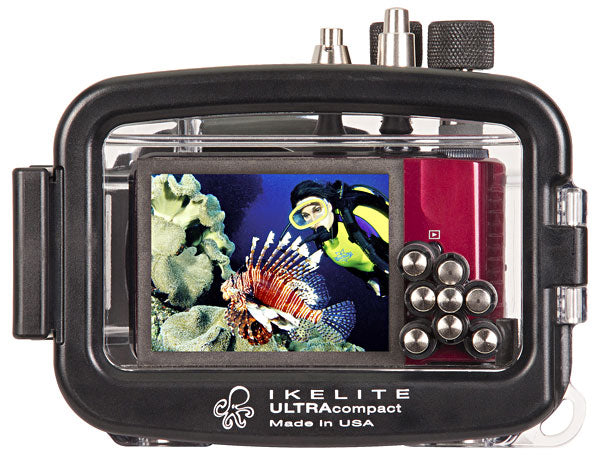 Underwater Housing for Sony Cyber-shot H70