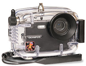 Underwater Housing for Olympus Stylus 550WP (Mju 550WP)