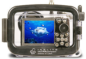Underwater Housing for Olympus Stylus Tough 6000 (Mju Tough 6000)