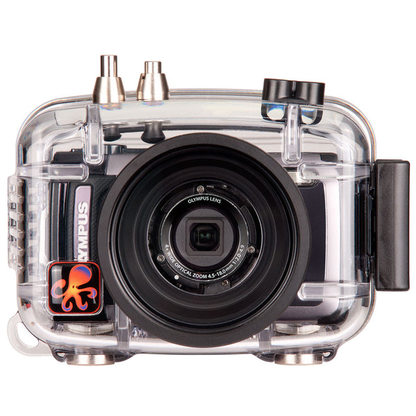 Underwater Housing for Olympus Tough TG-1 TG-2