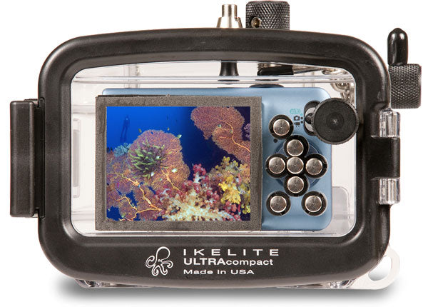 Underwater Housing for Canon PowerShot SD1300 IS, IXUS 105