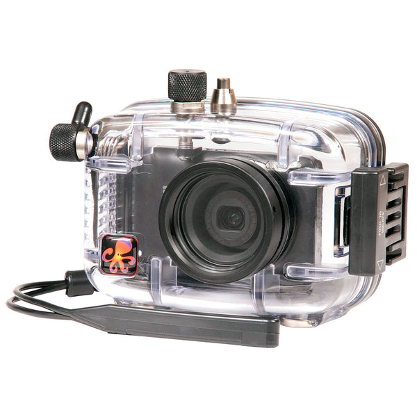 Underwater Housing for Canon PowerShot SD940 IS, IXUS 120 IS
