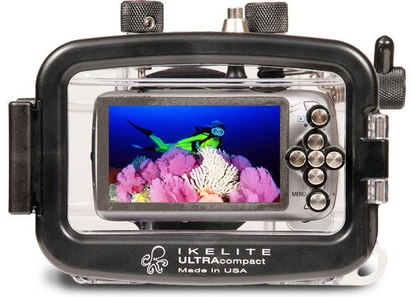 Underwater Housing for Canon PowerShot SD980 IS, IXUS 200 IS