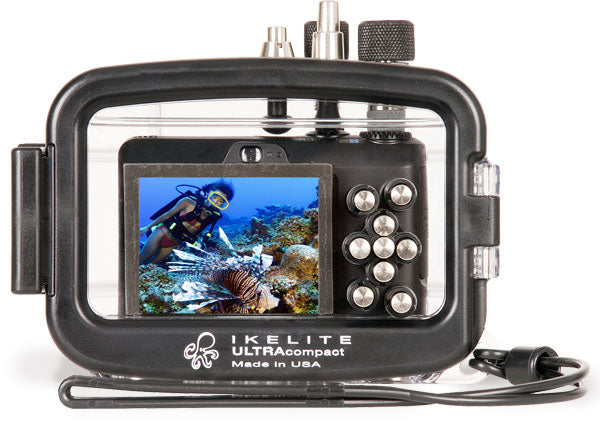Underwater Housing for Canon A1200 IS