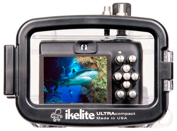 Underwater Housing for Canon PowerShot A1300