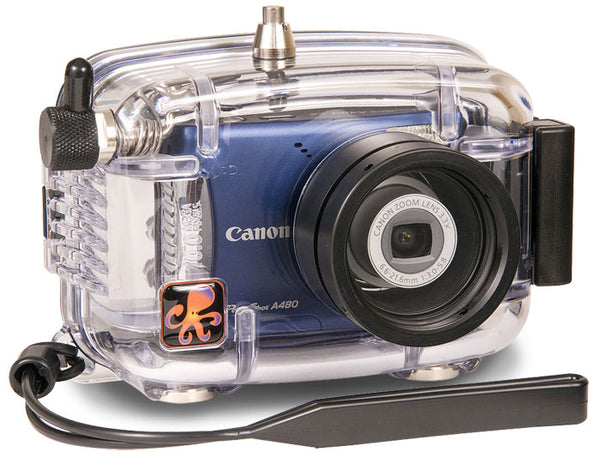 Underwater Housing for Canon PowerShot A480