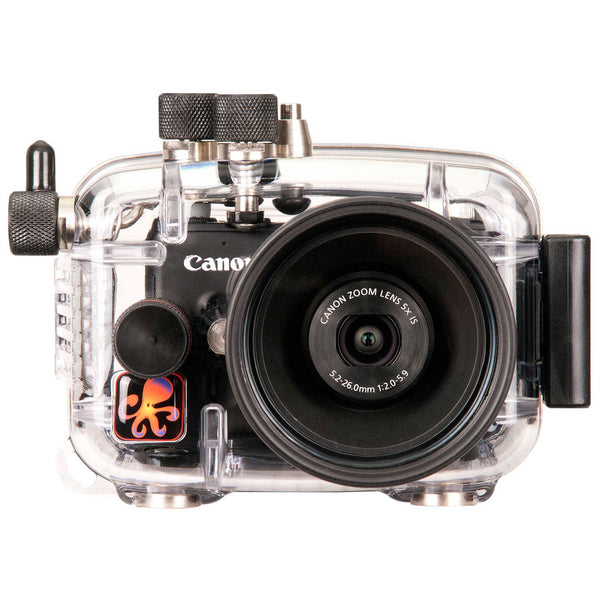 Underwater Housing for Canon PowerShot S100 IS