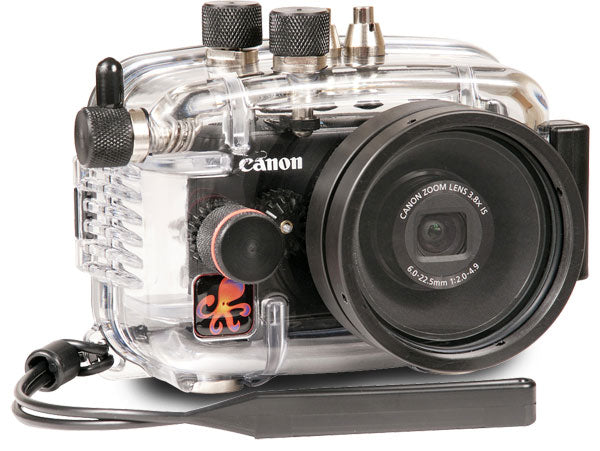 Underwater Housing for Canon PowerShot S90