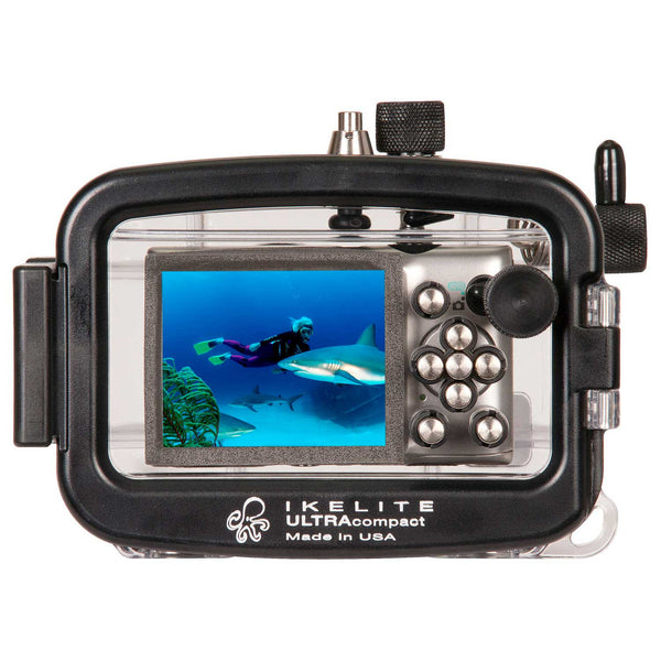 Underwater Housing for Canon PowerShot ELPH 300 IXUS 220