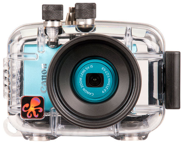 Underwater Housing for Canon PowerShot ELPH 110 HS, IXUS 125 HS