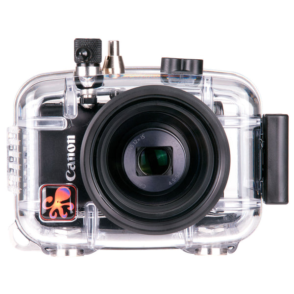 Underwater Housing for Canon PowerShot ELPH 350 IXUS 275