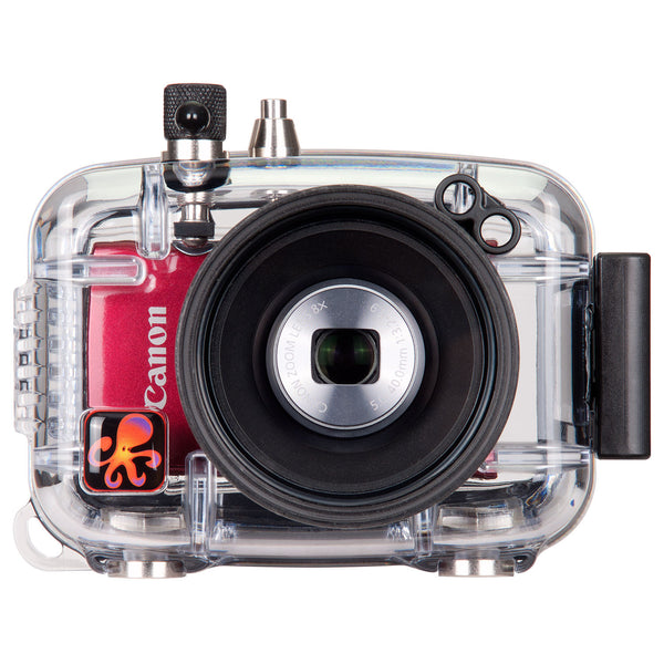 Underwater Housing for Canon PowerShot ELPH 135 140 IXUS 145 150