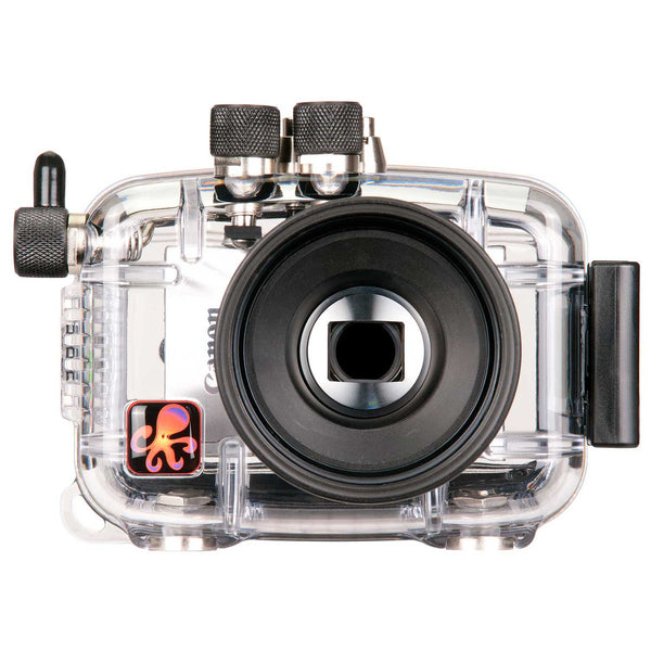 Underwater Housing for Canon PowerShot ELPH 520 IXUS 500