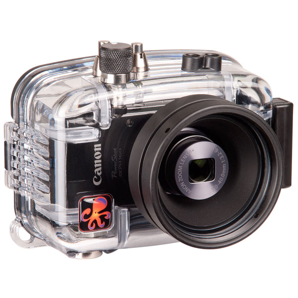 Underwater Housing for Canon PowerShot ELPH 160 IXUS 160