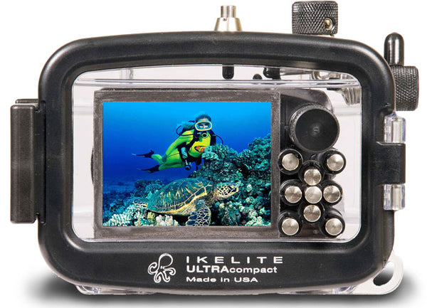 Underwater Housing for Fujifilm F-60fd Zoom