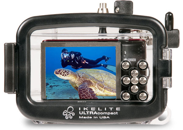Underwater Housing for Nikon COOLPIX L22, L24