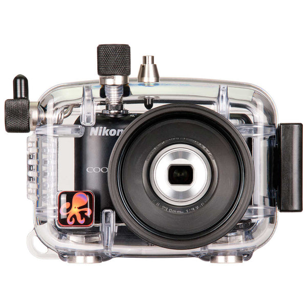Underwater Housing for Nikon COOLPIX L27