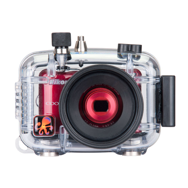 Underwater Housing for Nikon COOLPIX L29 L31