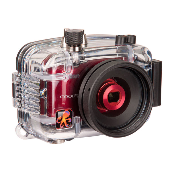 Underwater Housing for Nikon COOLPIX L30 L32