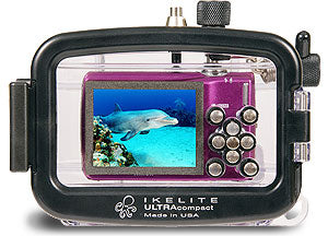 Underwater Housing for Nikon COOLPIX S220