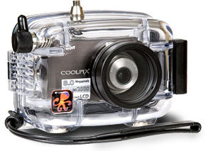 Underwater Housing for Nikon COOLPIX S520