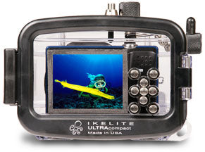 Underwater Housing for Nikon COOLPIX S570