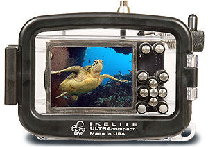 Underwater Housing for Nikon COOLPIX S600