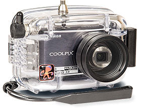 Underwater Housing for Nikon COOLPIX S610