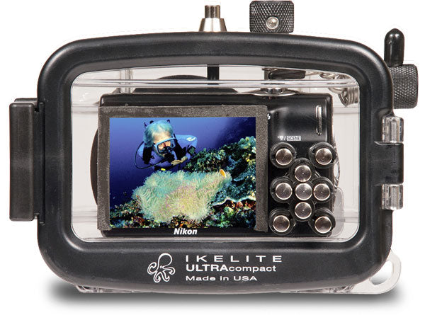 Underwater Housing for Nikon COOLPIX S3000