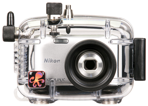 Underwater Housing for Nikon COOLPIX S3300