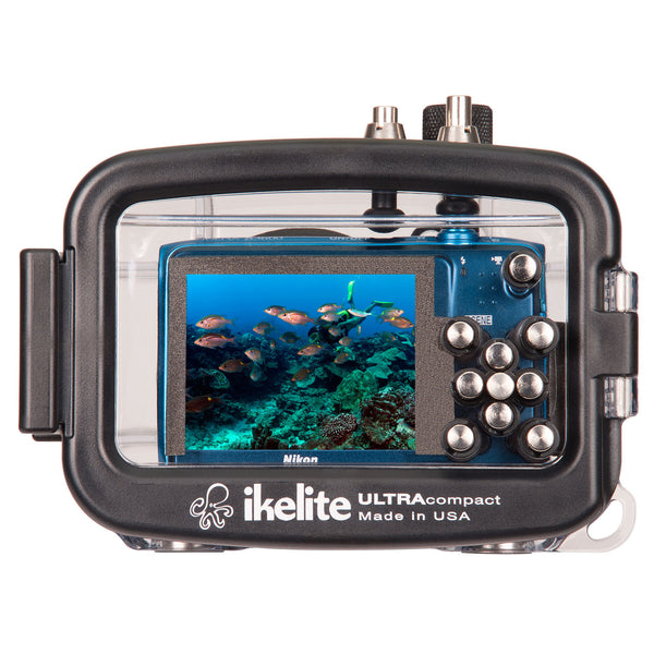 Underwater Housing for Nikon COOLPIX S3600