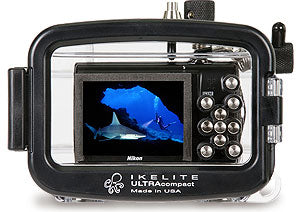 Underwater Housing for Nikon COOLPIX S5100