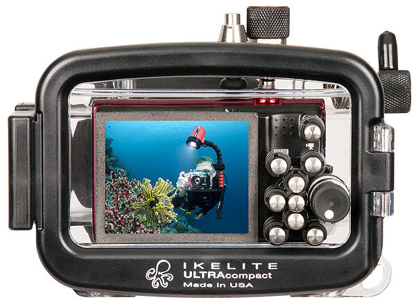 Underwater Housing for Nikon COOLPIX S6200