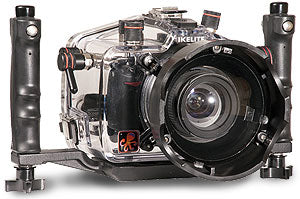 200FL Underwater TTL Housing for Nikon D3000 DSLR