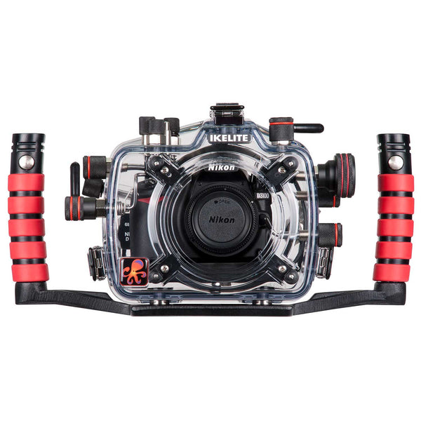200FL Underwater TTL Housing for Nikon D3100 DSLR Cameras