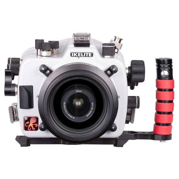 200FL Underwater TTL Housing for Nikon D3300, D3400 DSLR Cameras