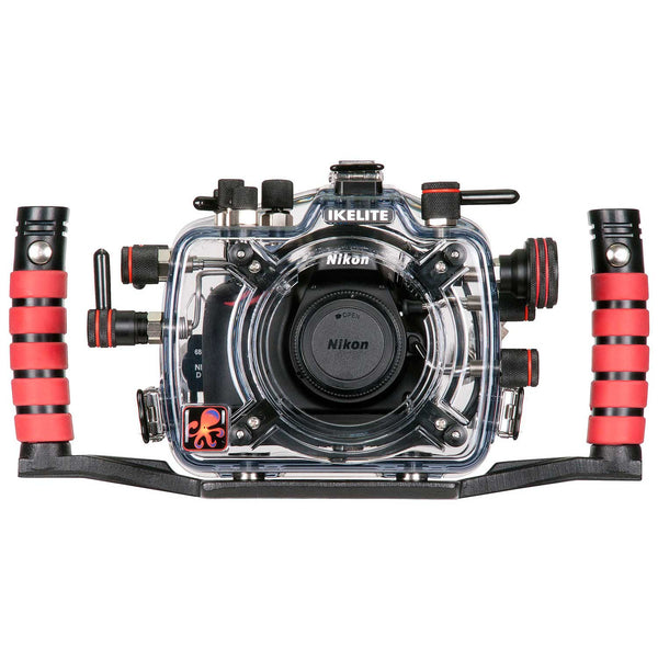 200FL Underwater TTL Housing for Nikon D5100 DSLR Cameras