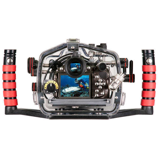 200FL Underwater TTL Housing for Nikon D5200 DSLR Cameras