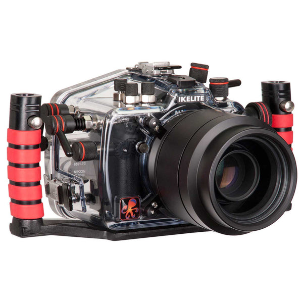 200FL Underwater TTL Housing for Nikon D7000 DSLR Camera