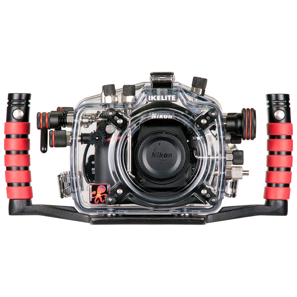 200FL Underwater TTL Housing for Nikon D7100 D7200 DSLR Cameras