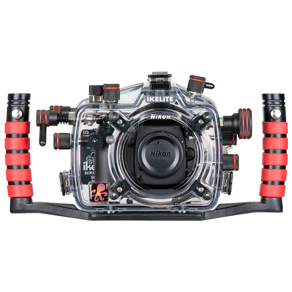 200FL Underwater TTL Housing for Nikon D90 DSLR Cameras