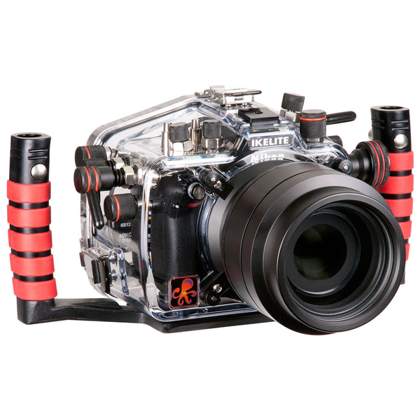200FL Underwater TTL Housing for Nikon D600 D610 DSLR Cameras