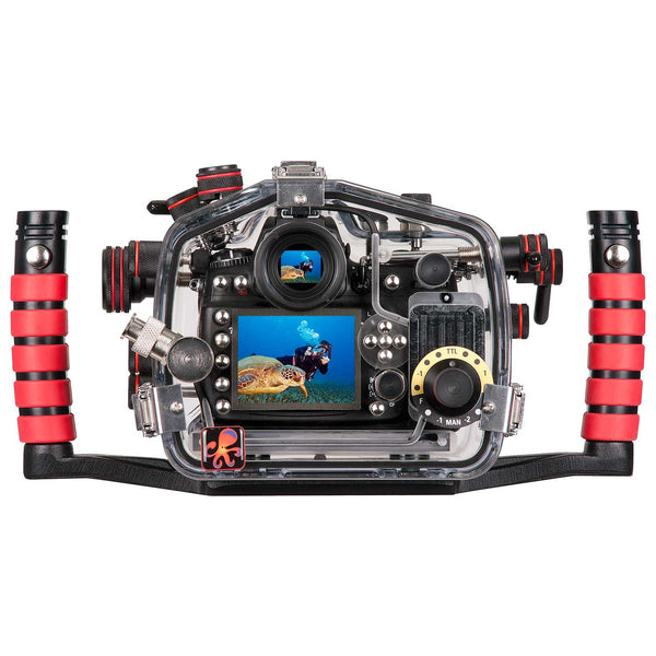 200FL Underwater TTL Housing for Nikon D700 DSLR Cameras