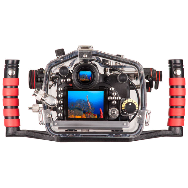 200FL Underwater TTL Housing for Nikon D750 DSLR Camera