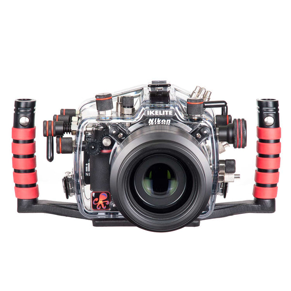 200FL Underwater TTL Housing for Nikon D800 D800E DSLR Cameras
