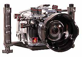 200FL Underwater Housing for Fujifilm S-5 Pro DSLR