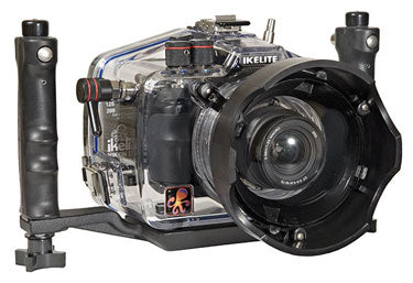 200FL Underwater Housing for Sony Alpha A100 DSLR