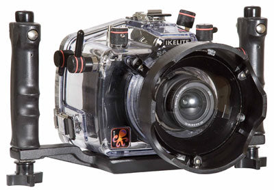 200FL Underwater Housing for Sony Alpha A200 DSLR
