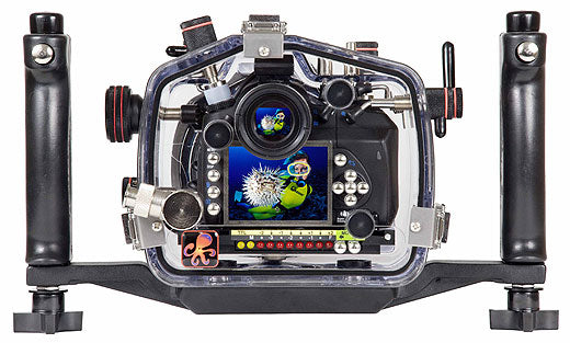 200FL Underwater Housing for Sony Alpha A300, Alpha A350 DSLR