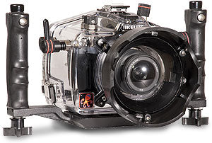 200FL Underwater Housing for Sony Alpha A230, Alpha A330, Alpha A380 DSLR